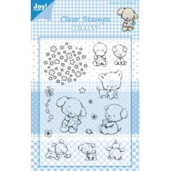 Joy Stempel 6410/0329 Flowers