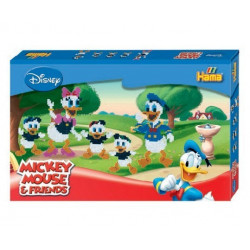 Hama disney Mickey mouse og friends