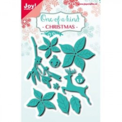 Joy Cut/Emb 6002/0589 Christmas Balls