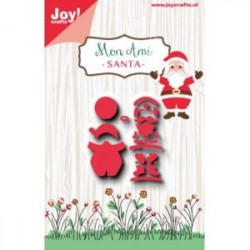 Joy Cut 6002/0951 Flowers with Foldline