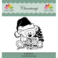 Dixi Craft Clearstamp Stamp0109 Merry Christmas