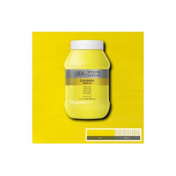 Galeria Acrylic Lemon Yellow 346