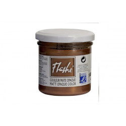 Flashe Acrylic Burnt Umber 477