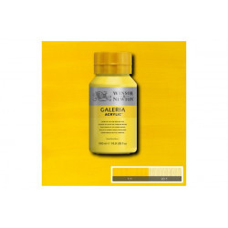 Galeria Acrylic Cad Yellow Medium H 120