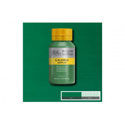 Galeria Acrylic Perm Green Middle 484