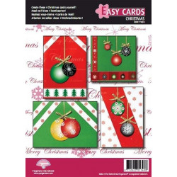 Easy cards, christmas A5 (71000)