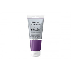 Flashe Acrylic Tube Mineral Violet