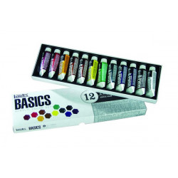 Professional Acrylic Colour Starter Set