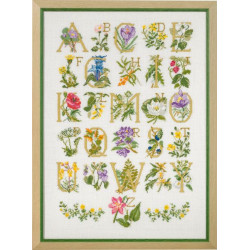 Blomster ABC