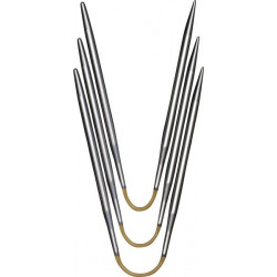 Addi CraSy Trio Strikkepinde 5,0 mm