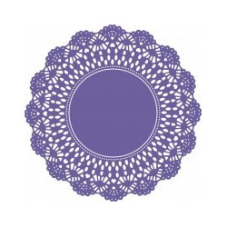 CL English Doily DL101