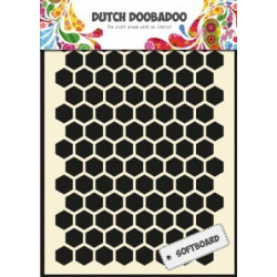 DDBD softboard A5 honeycomb