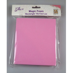 Nellie Snellen Magic Foam Rectangle NMMMF003