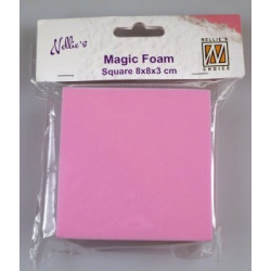 Nellie Snellen Magic Foam Squar NMMMF002