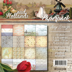 Amy design papirblok ADPP 10010