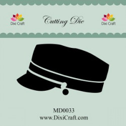 Dixi Craft Dies MD0038 ABC Bricks