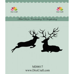 Dixi Craft Dies MD0018 Reindeer